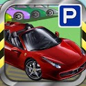 Star Girl Car Parking HD icon