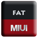 FAT MIUI ICONS APEX NOVA ADW icon