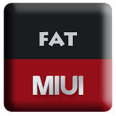 FAT MIUI ICONS APEX NOVA ADW