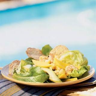 Caribbean Seafood Salad.