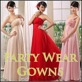 Party Wear Gown Designs