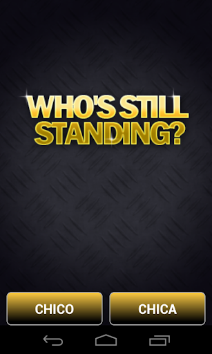 Who´s Still Standing Famous