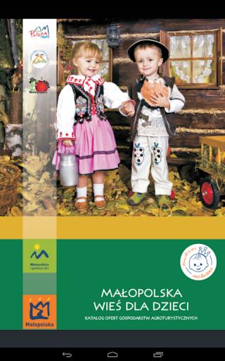 Małopolska Wieś dla Dzieci