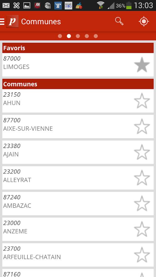 Le Populaire - screenshot