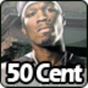 50 Cent Music Video Billboard icon