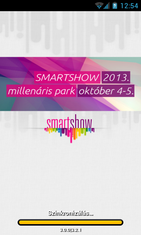 SMARTSHOW 2013 - screenshot