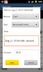ClienTAP Appointment & Payment screenshot 4