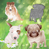 Puppy Puzzles for Toddlers