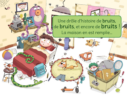 Bruits de ma maison app for android for Application construction maison android