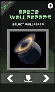 Space Wallpaper- screenshot thumbnail