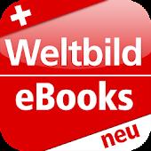 Weltbild.ch eBook Lese-App