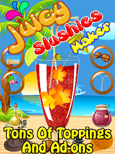 無料家庭片AppのOrange Slush & Smoothie Maker|HotApp4Game