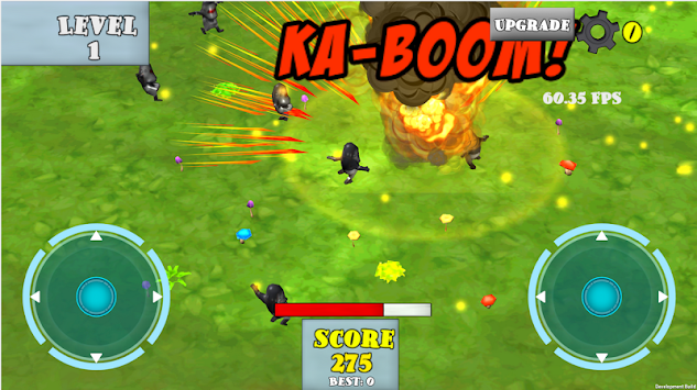 TurretCrunch apk screenshot