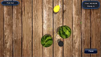 Screenshot of Fruit Cut