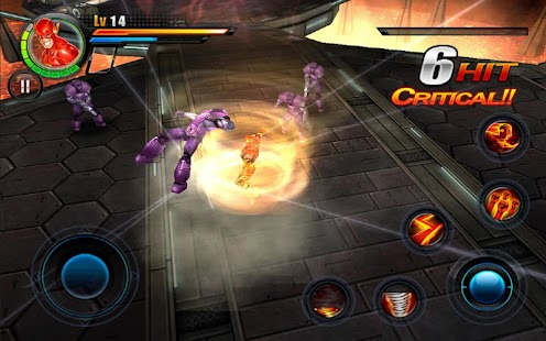 Justice League:EFD - screenshot thumbnail