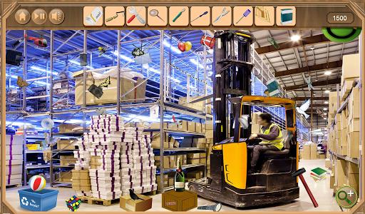 Warehouse Hidden Objects 1.0.7 screenshots 2