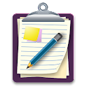 Clipboard Journal icon