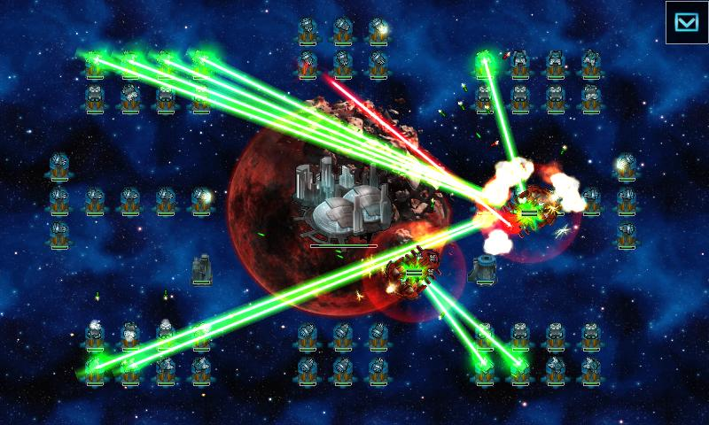 Star Armada RTS- screenshot