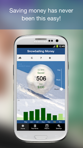 Snowballing Money