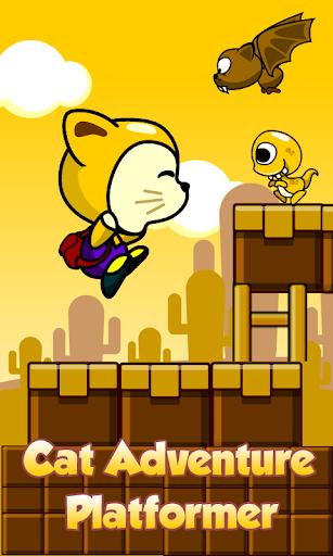 玩休閒App|Cat Adventure Platformer免費|APP試玩