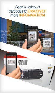 ScanLife QR & Barcode Reader - screenshot thumbnail