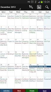 Business Calendar Pro 3