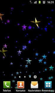 Stars 3D Free Live Wallpaper - screenshot thumbnail