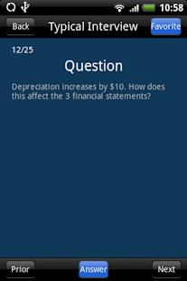 Finance Interview Guide- screenshot thumbnail