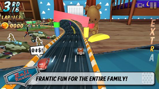 Rail Racing Limited Edition - screenshot thumbnail