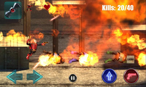 Killer Bean Unleashed 3.20 Screenshots 7