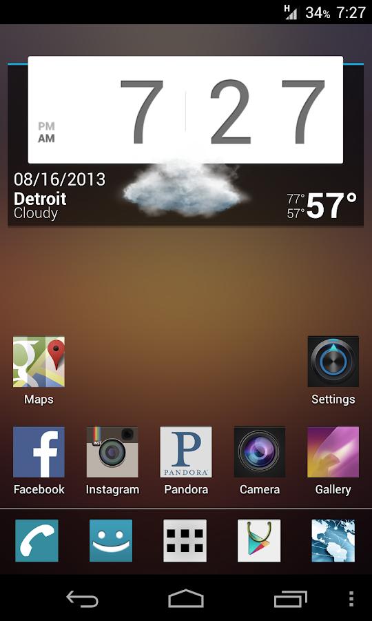 Icon Pack - Planar Theme - screenshot