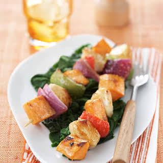 Sweet Potato, Chicken and Veggies Two Ways.
