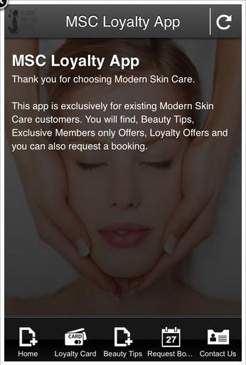 MSC Loyalty App