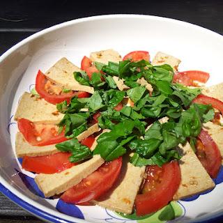 Tofu Caprese, Taste of Asia