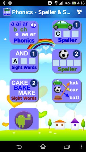 Phonics Spelling & Sight Words - Android Apps on Google Play