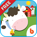 Animal Friends - Toddler Games