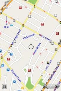 Offline Map Bucharest