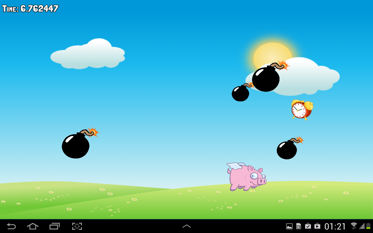 Oh My Pig!- screenshot
