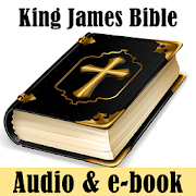 King James Bible - KJV Audio 2.0 Icon