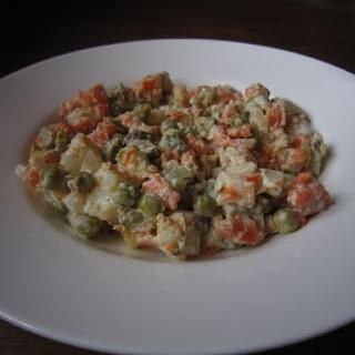 Chopped Potato Salad.