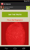 Screenshot of The truth machine, Sensor Game