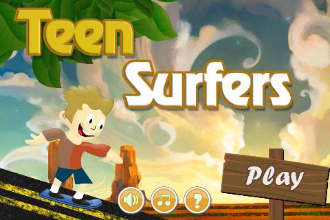 Subway Teen Surfers