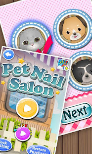 Game Pets Nail Salon - kids games APK for Windows Phone