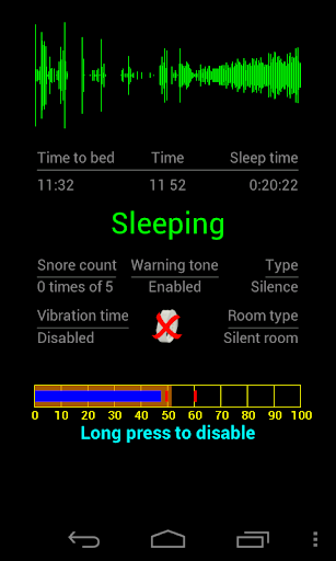 Stop snoring for wearables  screenshots 8