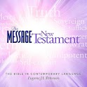 The Message Bible—N. Testament icon