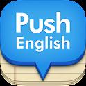 푸시 영어 단어장 <나의 마지막 단어앱 프로젝트> icon