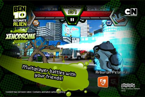 Ben 10 Xenodrome  screenshots 5