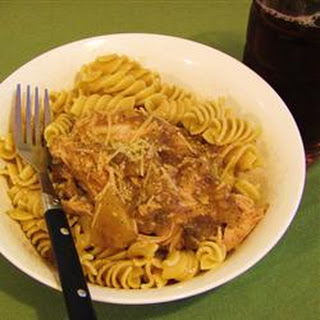 Julia's Easy Slow Cooker Chicken