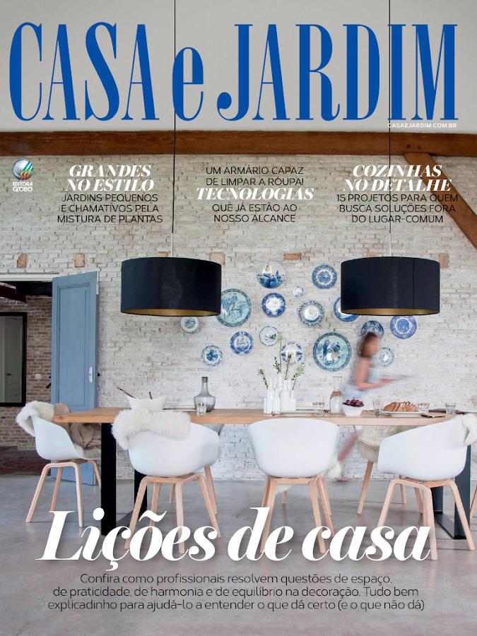 Revista Casa e Jardim - screenshot