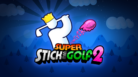 Super Stickman Golf 2 Screenshot 1